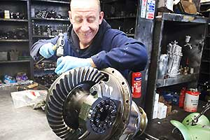 Differential Reconditioning | M & T Transmissions